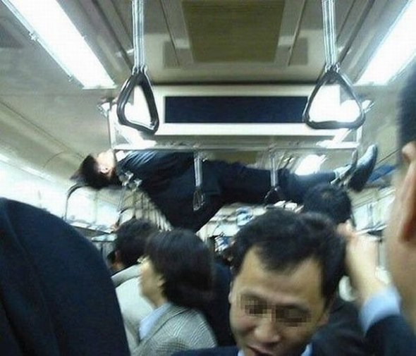 tokyo train truth